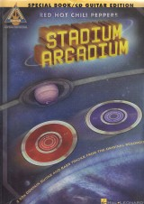 : Red Hot Chili Peppers.Stadium Arcadium.Guitar Recorded Versions