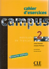 Girardet Jacky,Pécheur Jacques a kol.: Campus 2. Cahier d´exercices